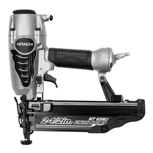 "2-1/2"" 16-Gauge Finish Nailer with Integrated Air Duster"