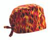 Flame Cotton Scrub Hat