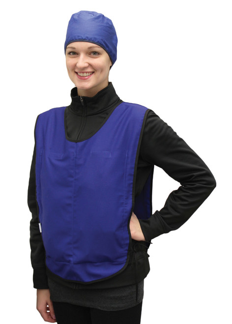 Single-Use Cooling Vests (Set of 5)