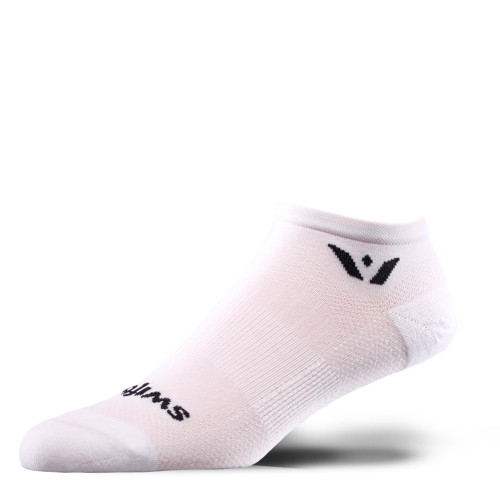 White - Below Ankle Compression Socks