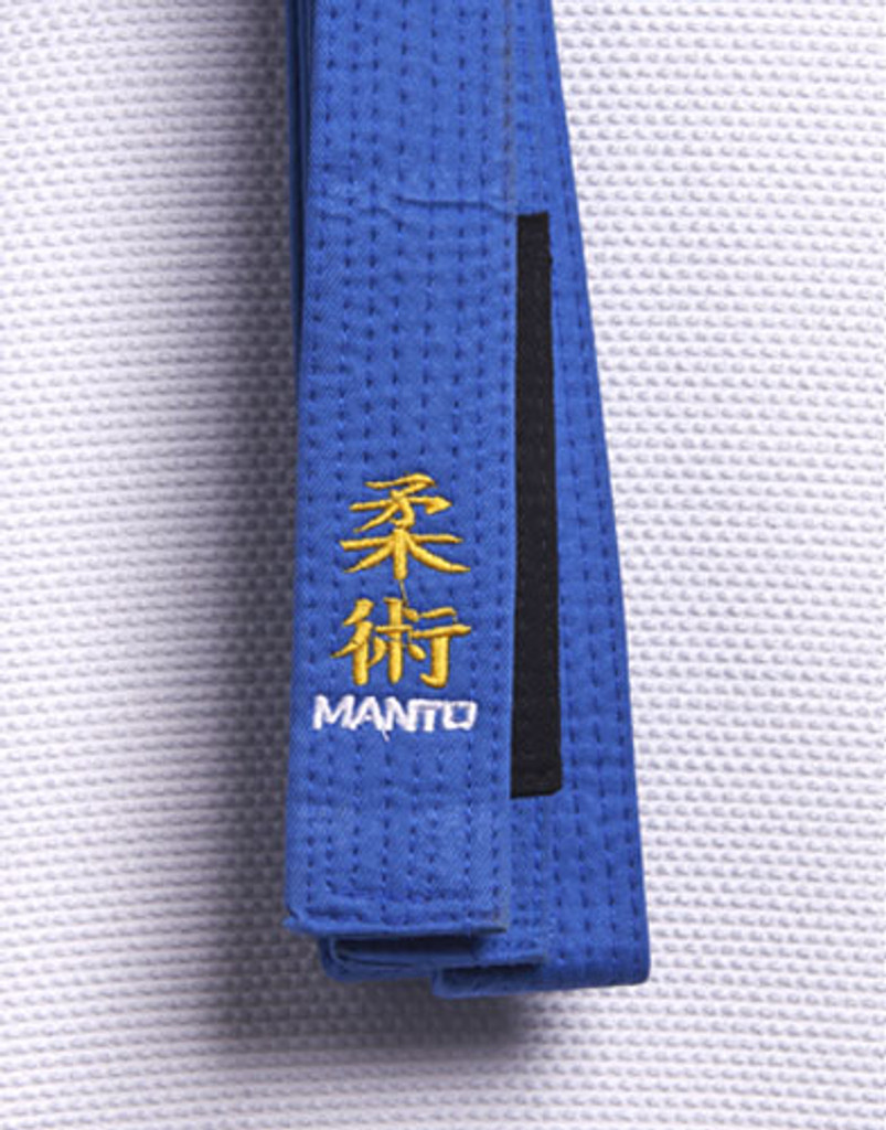 "Belt BJJ ""Kanji"" Blue"