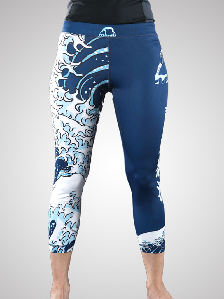 "MANTO ""WAVES"" SPATS for WOMEN"