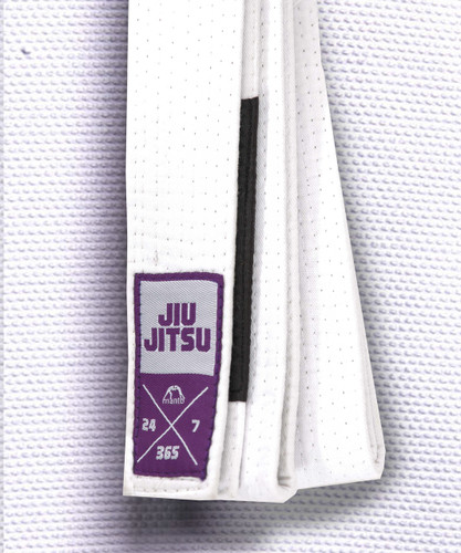 "MANTO ""EVERYDAY"" BJJ BELT - White"