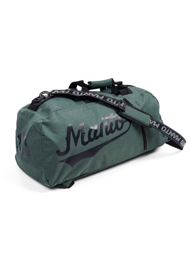 "MANTO ""SEMPER FI"" Hybrid Backpack/Dufflebag Green"