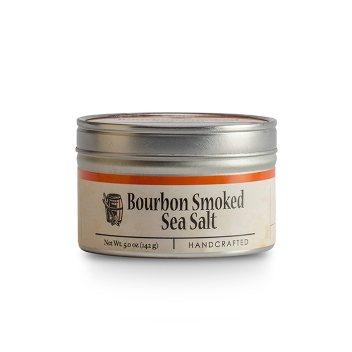 Bourbon Barrel's Bourbon Smoked Sea Salt