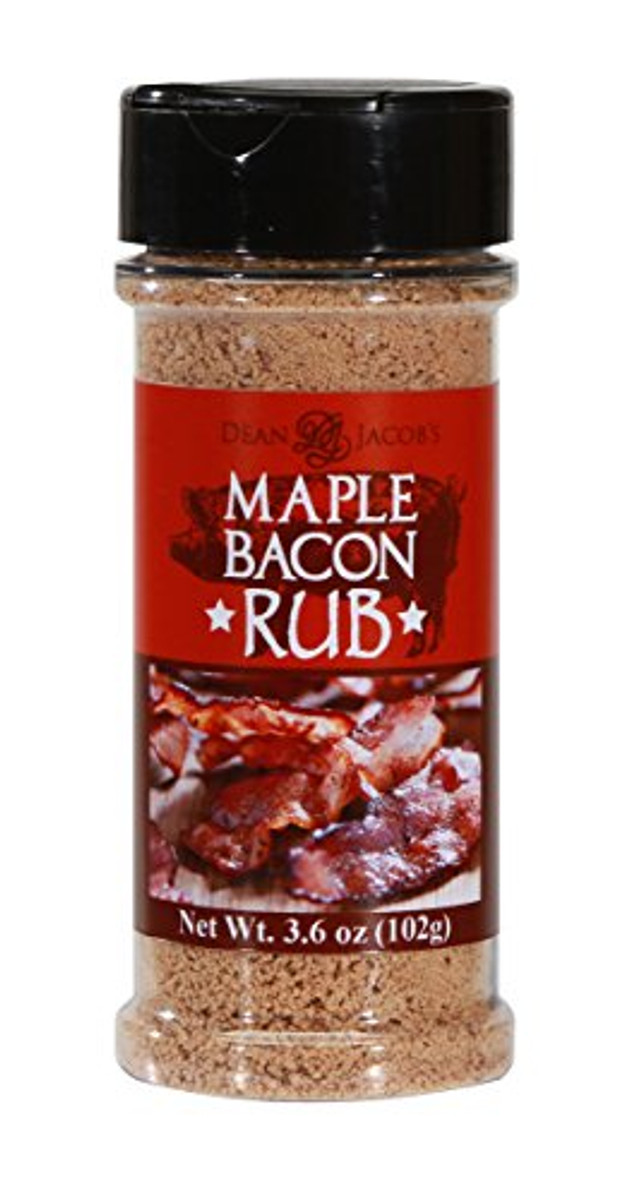 Maple Bacon Rub
