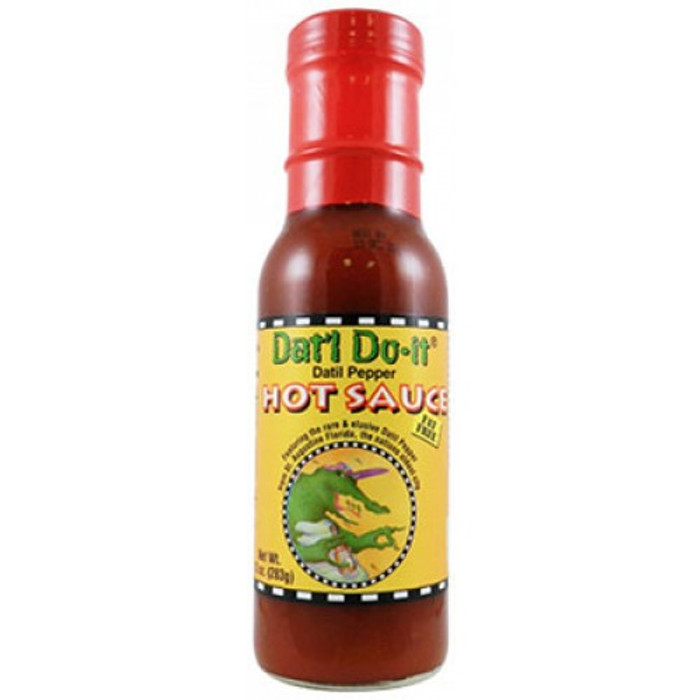 Dat'l Do-It Hot Sauce