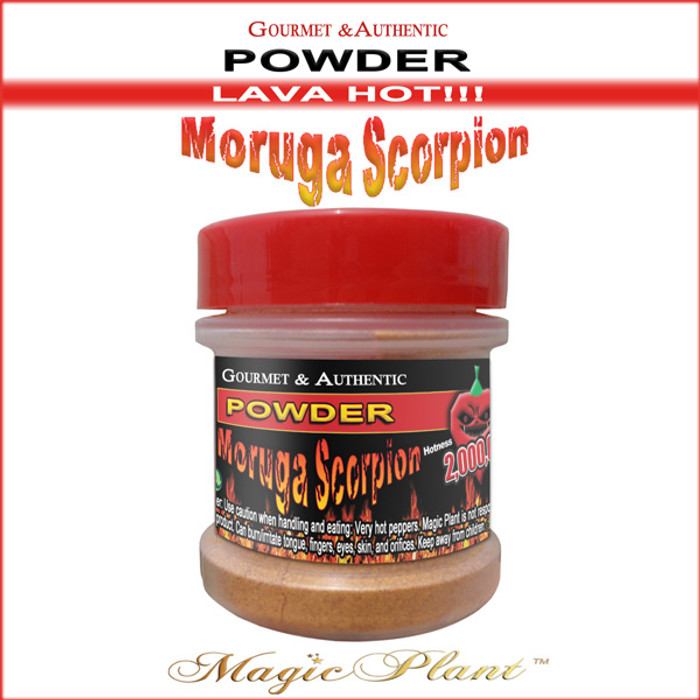 Moruga Scorpion Powder