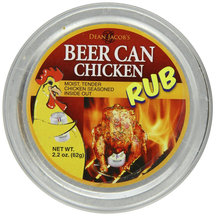 Beer Can Chicken Rub