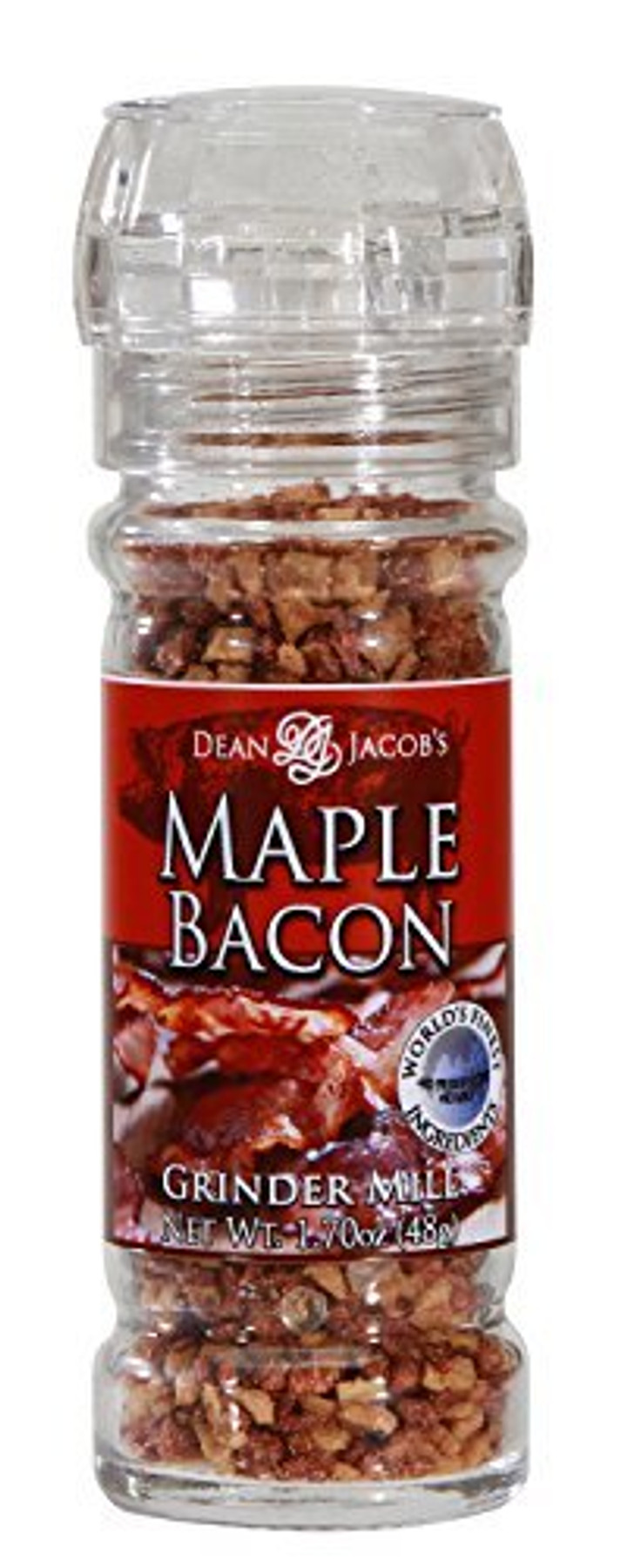 Maple Bacon Grinder by Dean Jacobs. Buy at Pepper Explosion