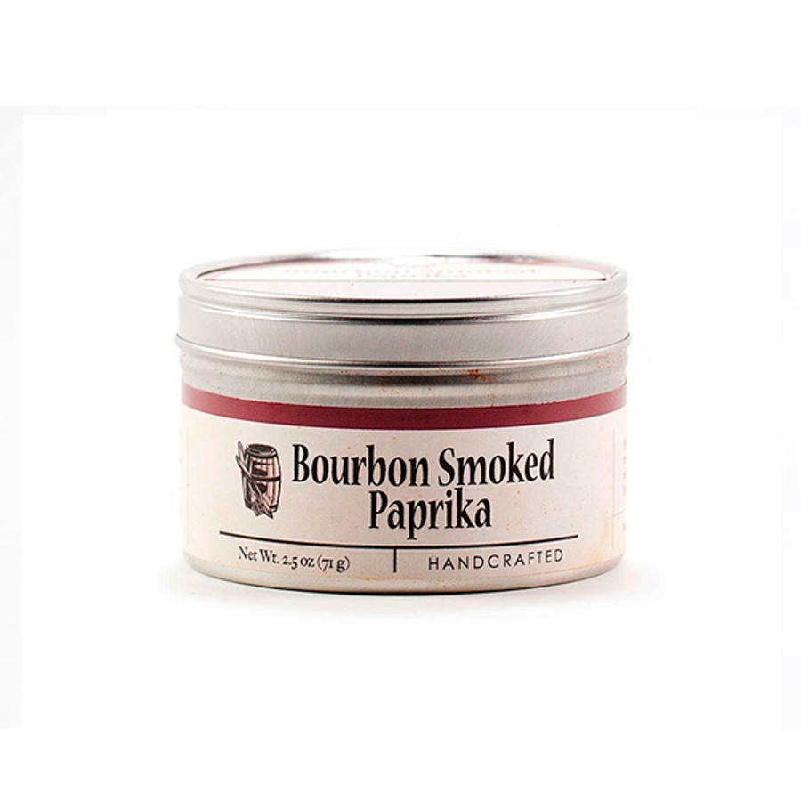 Bourbon Barrel  Smoked Paprika