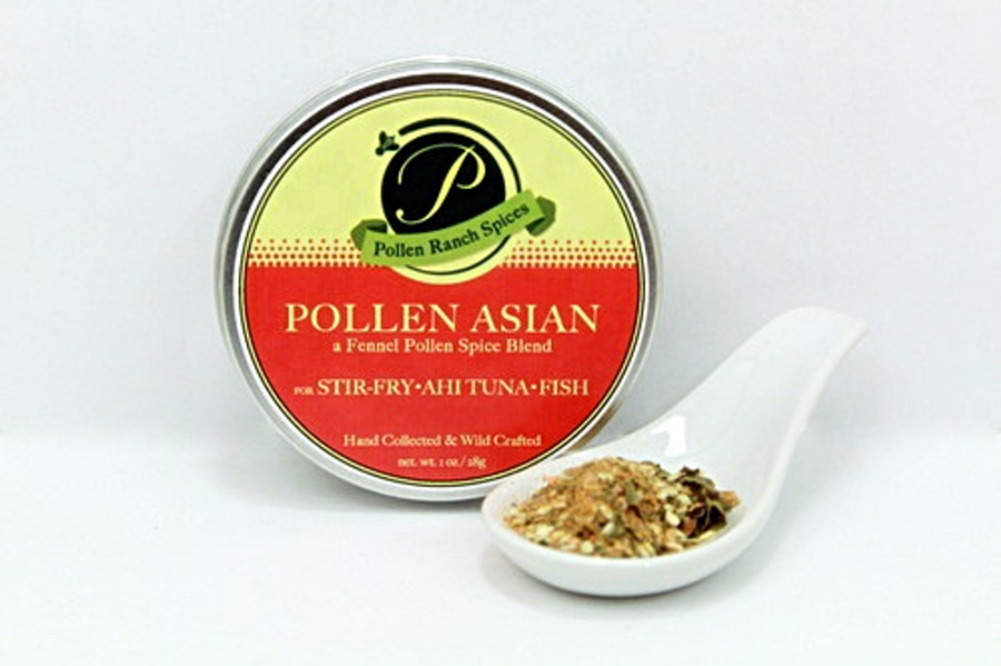 POLLEN ASIAN SEASONING