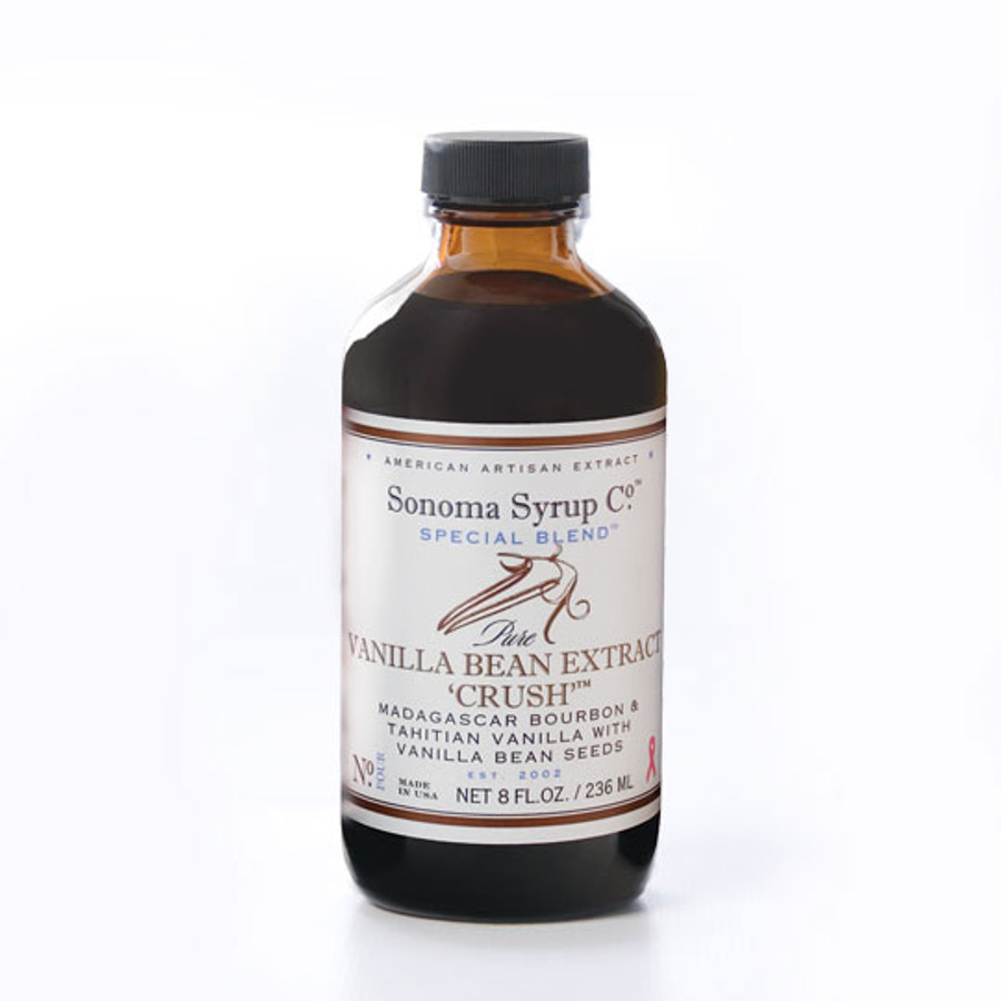 Sonoma Syrup Co. Vanilla Bean Crush Extract - Pepper Explosion