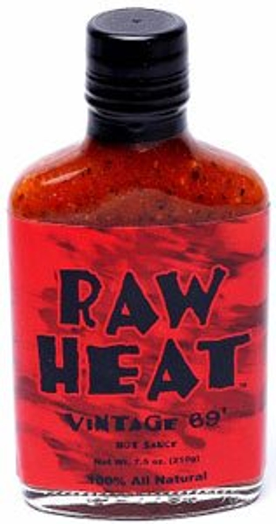 Raw Heat Vintage 69 PepperExplosion.com