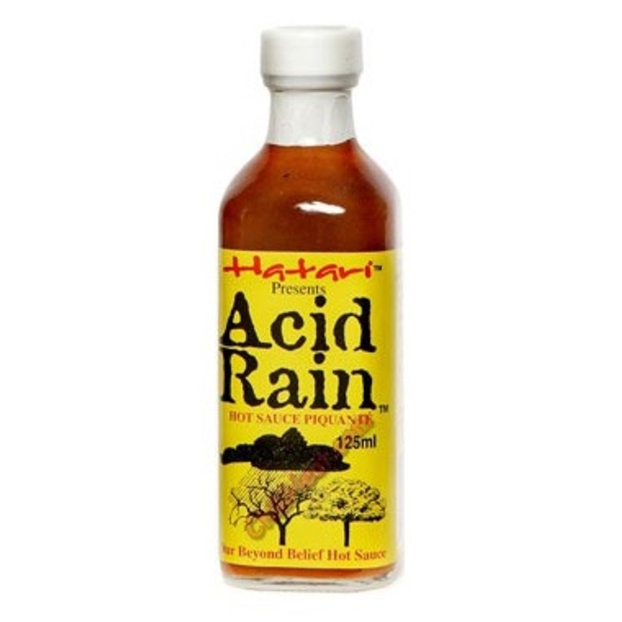 Acid Rain Hot Sauce - Available at Pepper Explosion