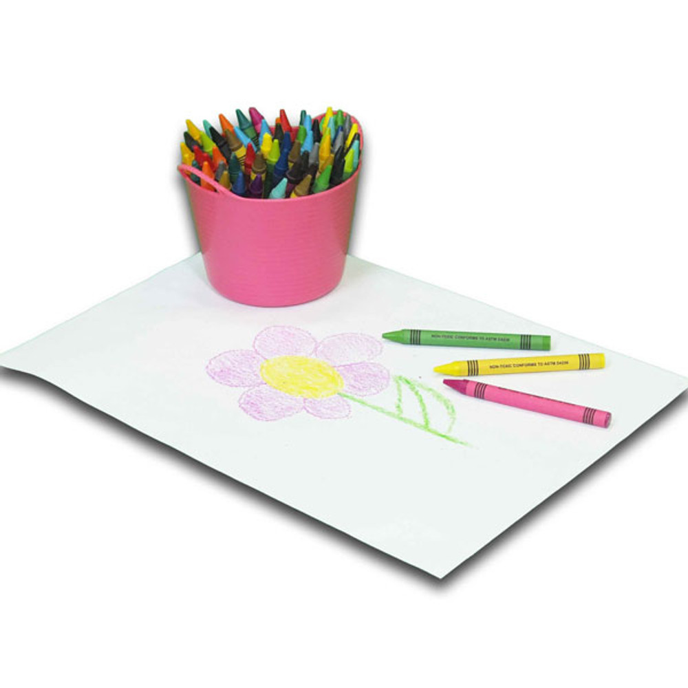 Micro Tubtrugs are a great way of keeping your kids crayons in one place.