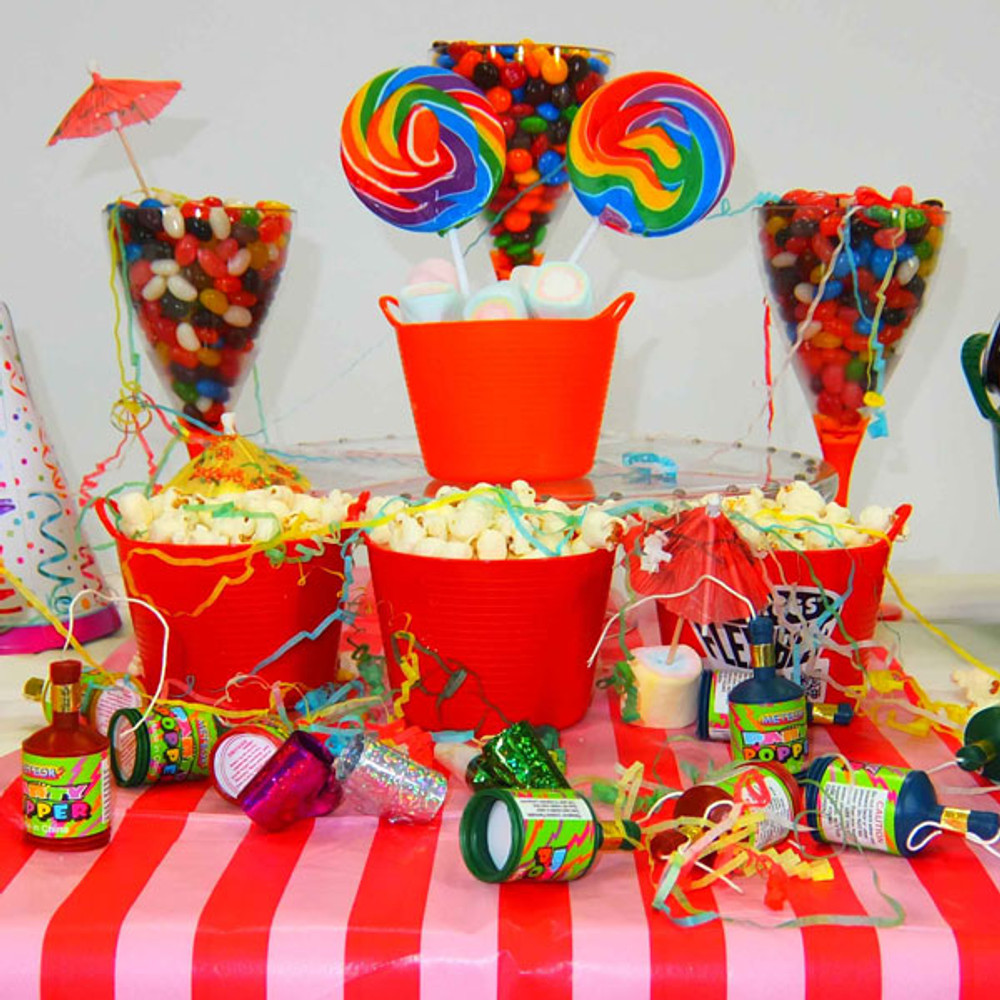 With their bright colours, Micro Tubtrugs are a great addition to any party. Food grade safe.