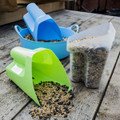 "Tubtrugs Scoopour is the perfect options for any materials that need ""scooping""."