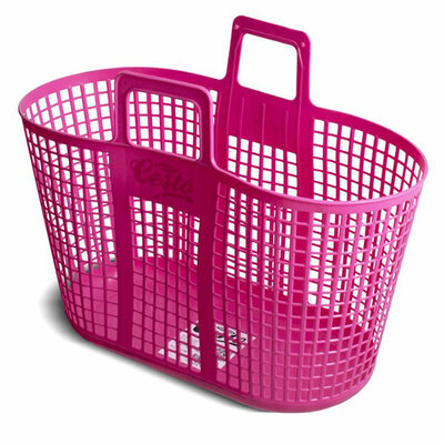 Tubtrugs Cesto is available in pink.