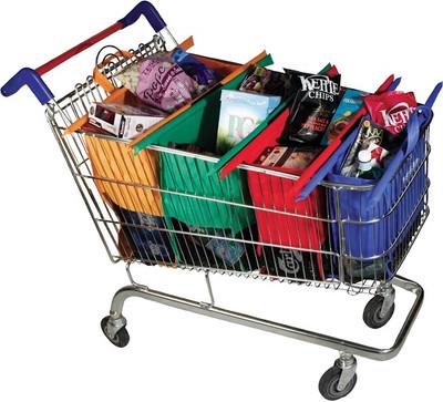 Trolley Bags Original - Shopping Trolley Organiser