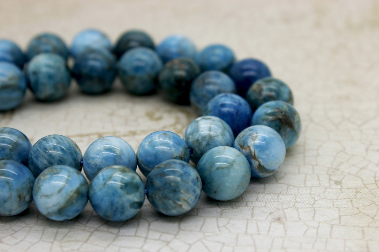 blue perfect round matte sodalite gemstone beads gems jewellery