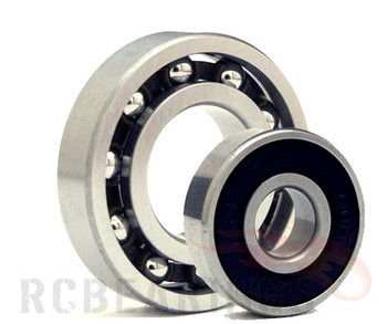 SAITO 120 FA High Speed Bearings