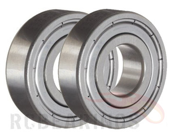 TREX 500CF - Main Shaft Bearings