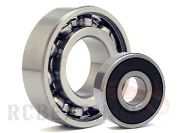 SAITO 120 FA Stainless Steel Bearings