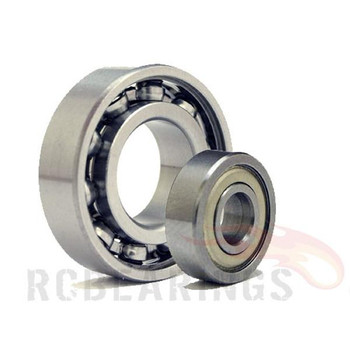 K&B .61 (most) Stainless Steel bearings