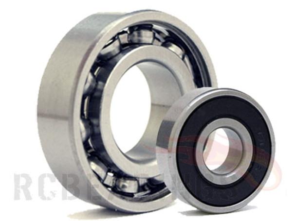 SAITO 125 Stainless Steel Bearings