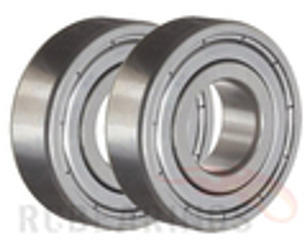 Stainless steel bearings