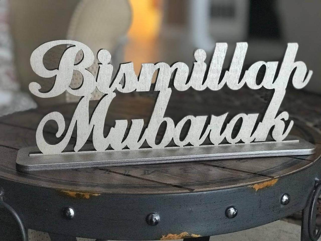 Bismillah Mubarak Stand