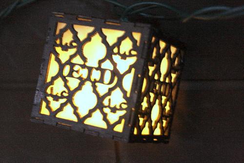 Eid String Lights