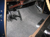 In a 1946 Packard. Aluminum side towards the floor for proper installation