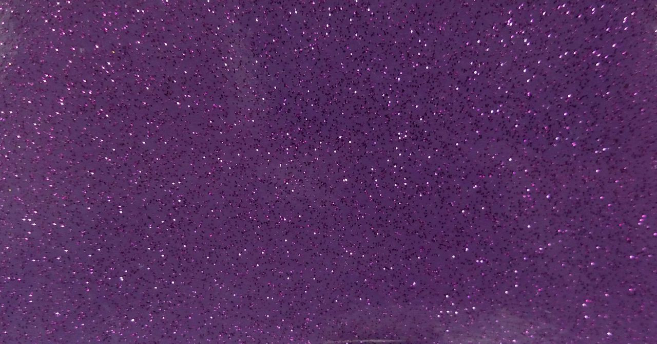 Polaris Cosmic Purple METALFLAKE/GLITTER Vinyl 54""
