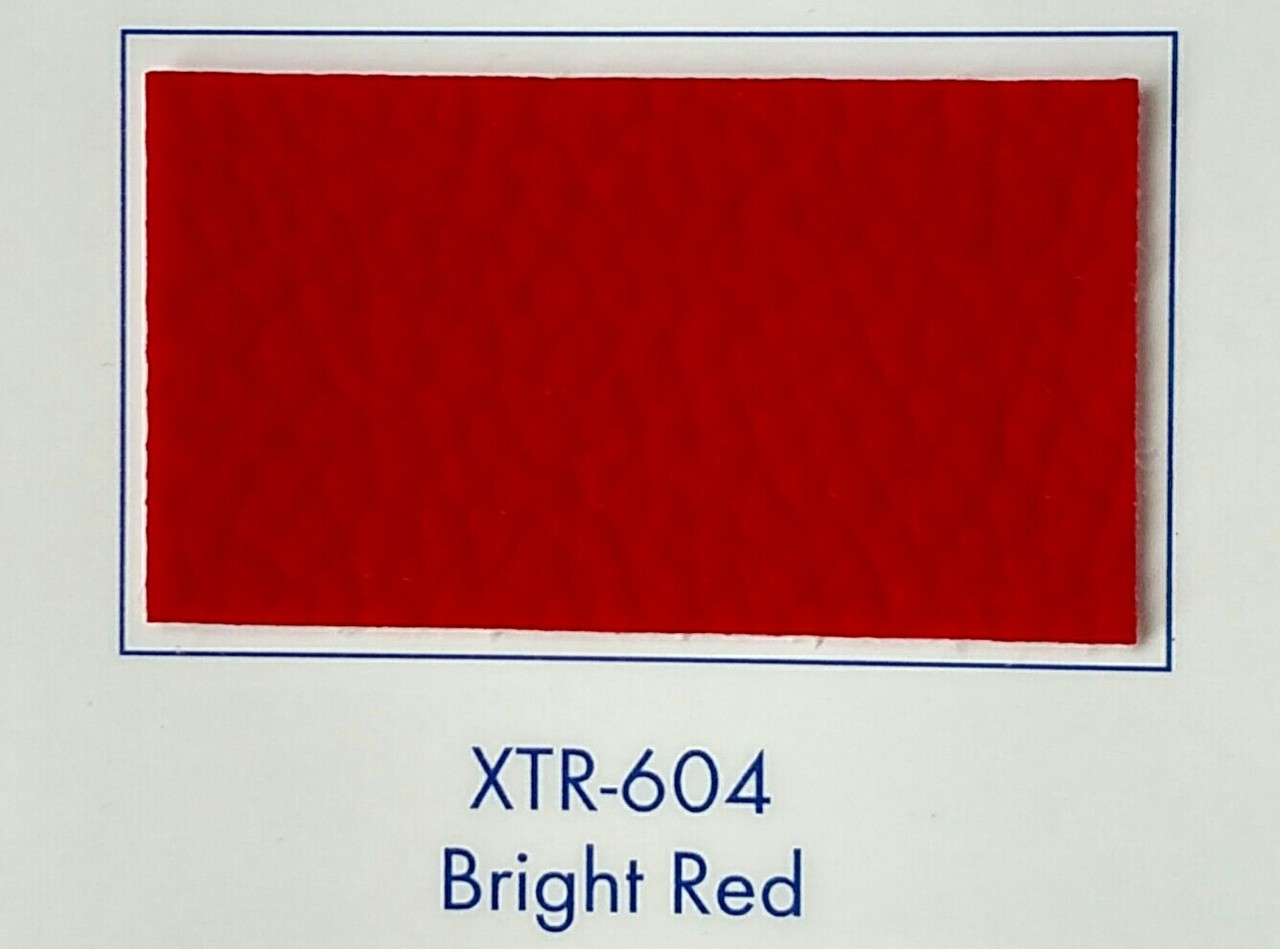"XTREME PROMO Bright Red Vinyl 54"""