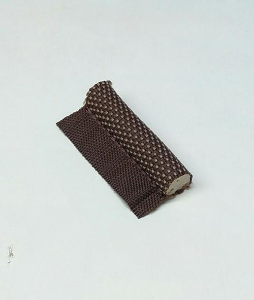 Stitched Cloth Windlace Dark Brown - 4 yards