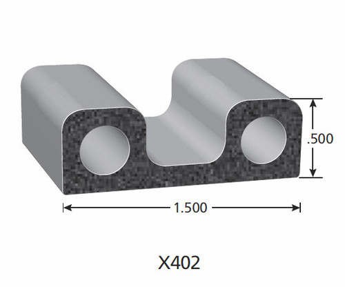 Rubber Seal X402-HT