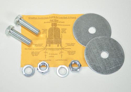 Use 1 Kit per Belt