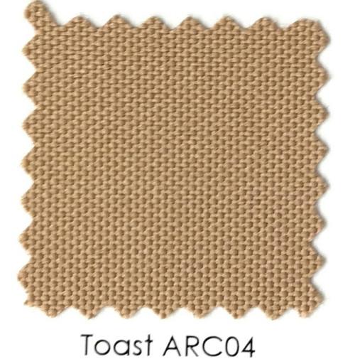 "Arcadia Toast Outdoor Fabric 60"""