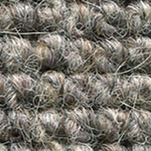 """Imported German Wool Square Weave Carpet 77"""" - 701 Grey"""