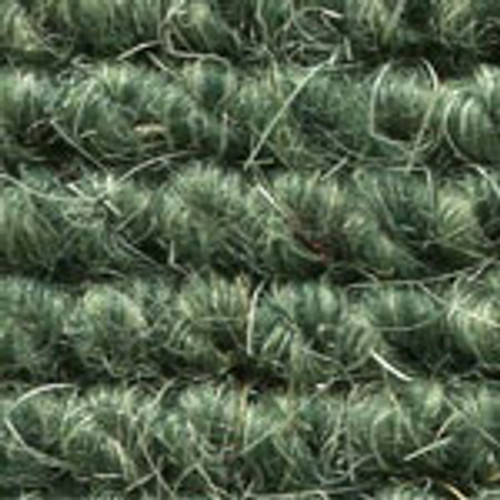 """Imported German Wool Square Weave Carpet 65"""" - 119 Green"""
