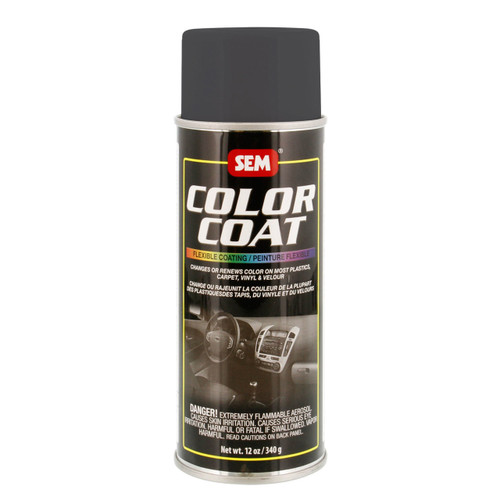 SEM Medium Slate Gray COLOR COAT Aerosol 12 oz.