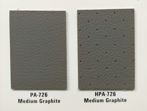Shown here with HPA 726 Medium Graphite Perf.