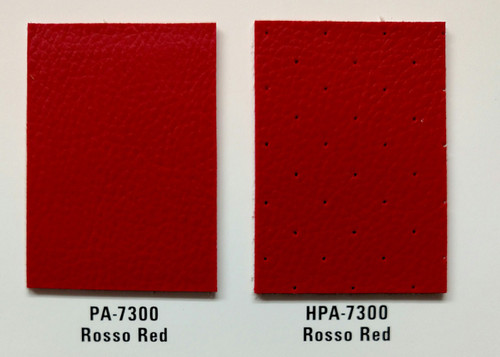 Shown here with PA 7300 Russo Red