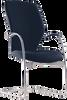 Blast High Back Visitor Arm Chair