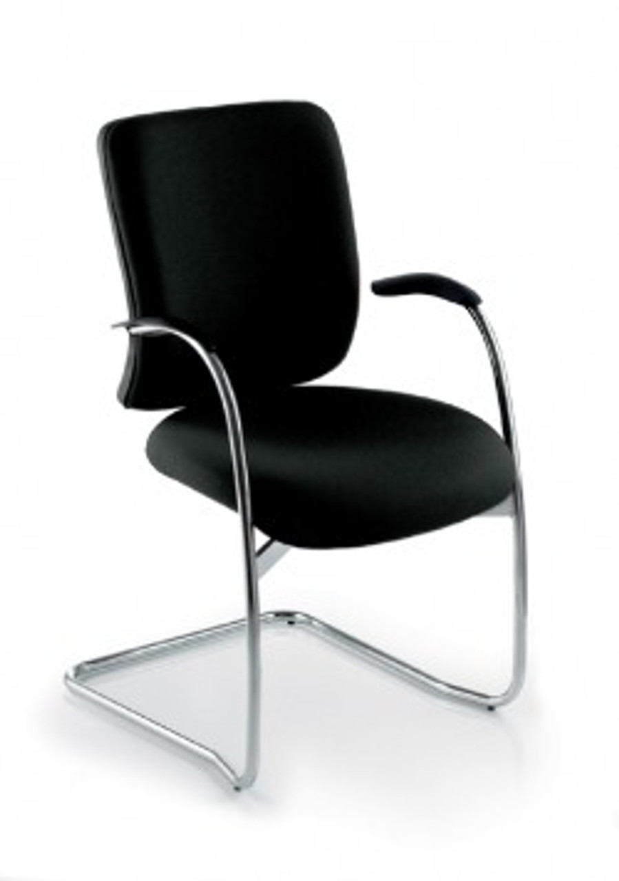 Eclipse - Static Chair with Arms