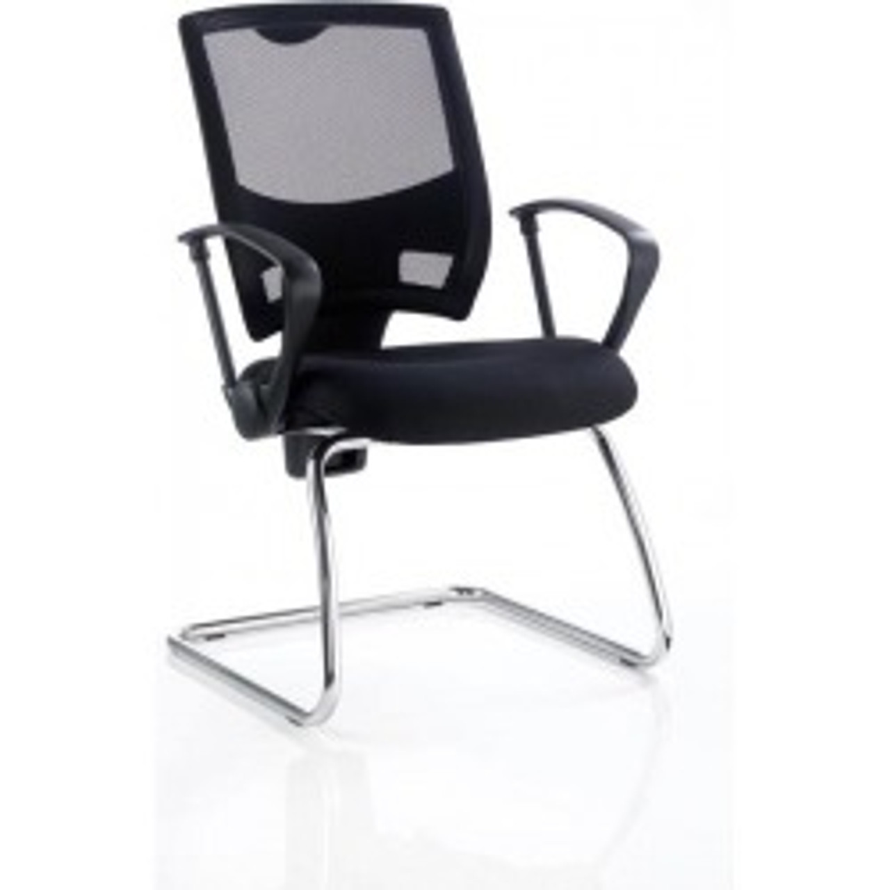 Shadow Mesh Meeting Chair With Arms