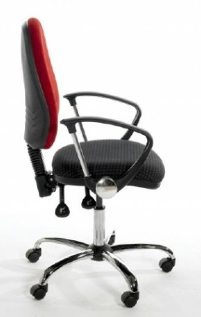 Operator chair + arms