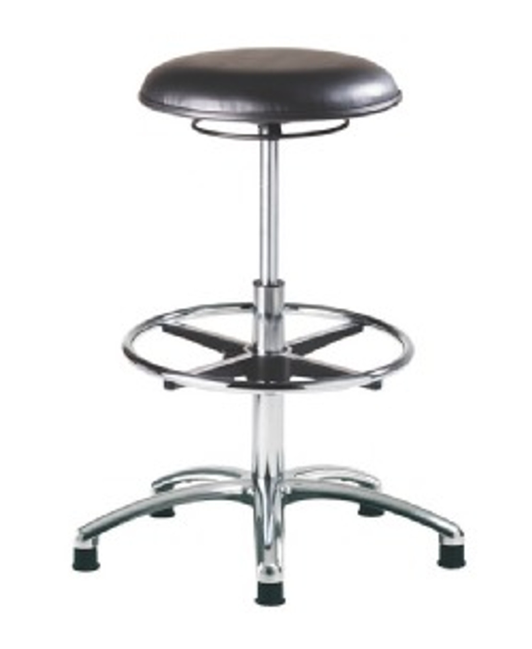ESD & Sterile High Technical Stool - Industrial Seating